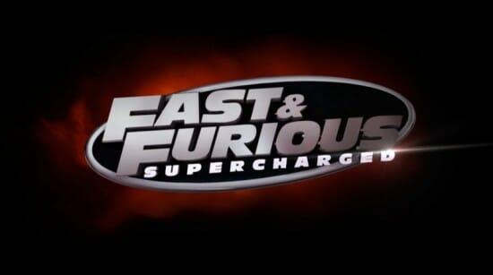 fast and furious ride logo
