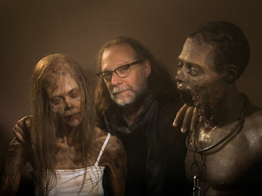 greg walking dead attraction universal hollywood