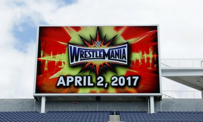 Physical WWE Hall of Fame Built in Orlando Before WrestleMania 33?
