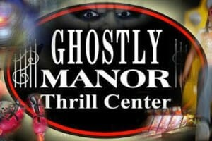 Inside Ghostly Manor Thrill Center – Sandusky Ohio