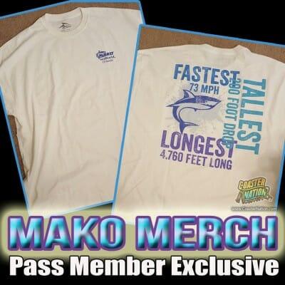 pass member shirt