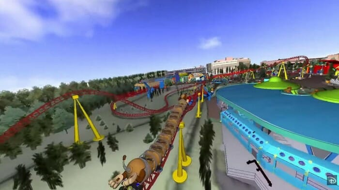 toy story slinky dog pov