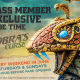 Cobra's Curse Roller Coaster at Busch Gardens Official Opening Date