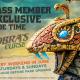 Cobra's Curse Roller Coaster at Busch Gardens Official Opening Date