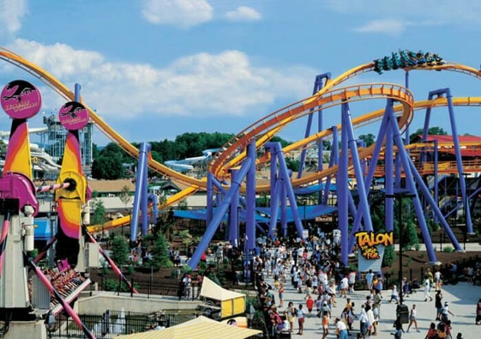 Dorney Park Revamps Thunderhawk For 2016!