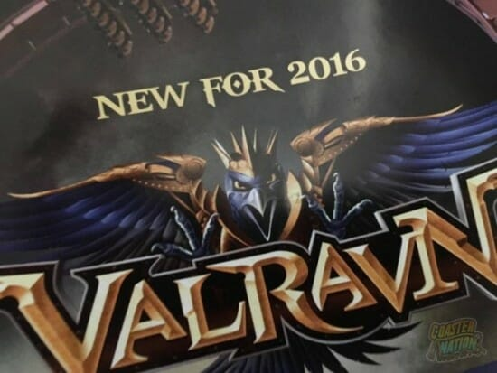 cedar point valravn new 2016