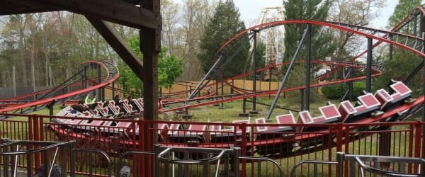 6f3eda54d29e The Joker Roller Coaster Opens At Six Flags Great Adventure ...
