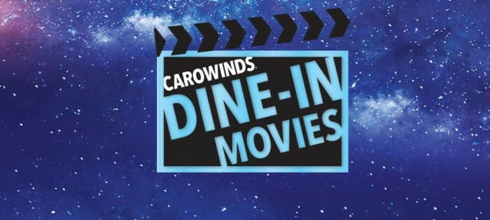 Dive in movies carowinds