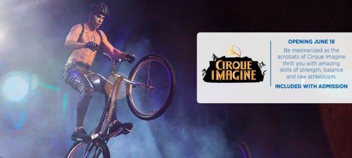 Cirque Carowinds