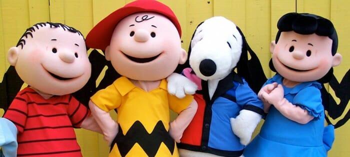 peanuts characters