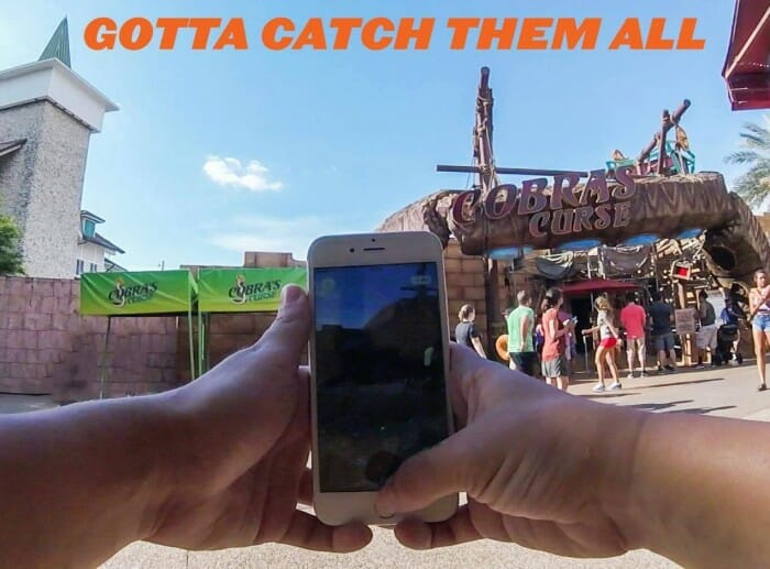 SeaWorld Orlando and Busch Gardens Tampa Host Pokémon Go Events