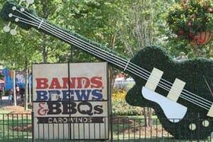 Bands, Brews, and BBQs at Carowinds
