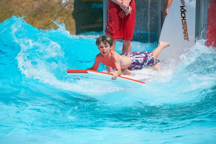 First Ever Dual Launched BoogieBoard Water Ride is Now Open