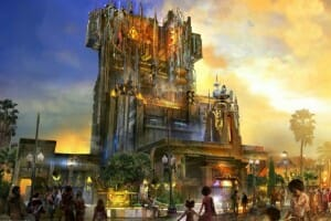Guardians of the Galaxy Mission: BREAKOUT! Coming to Disney's California Adventure in 2017