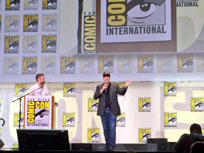 kevin feige comicon 2016