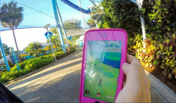 pokemon seaworld