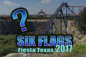 Six Flags Fiesta Texas Teases 2017 Attraction