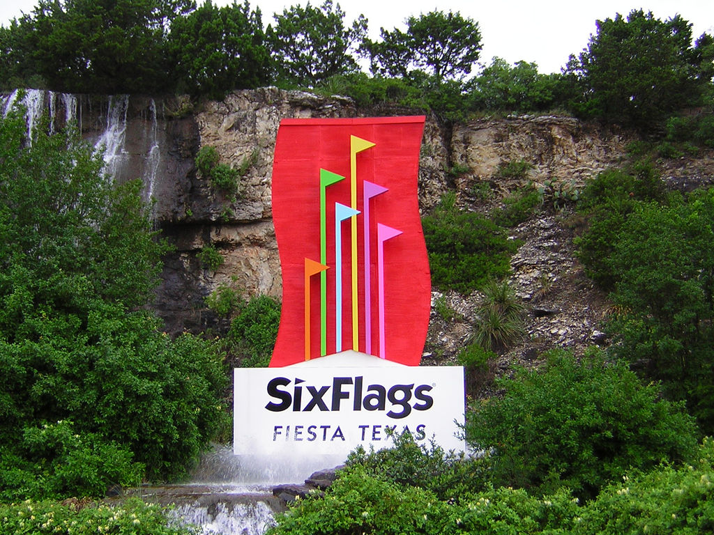Six Flags Fiesta Texas Teases 2017 Attraction Coaster Nation