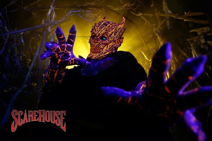 Infernal Overlord at ScareHouse