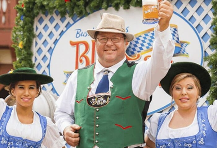 Toast the End of Summer at Busch Gardens Bier Fest!