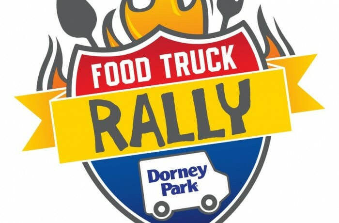 Food Truck Rally Rolling Into Dorney Park