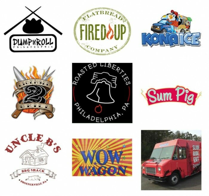 dorney park food truck vendors saturday