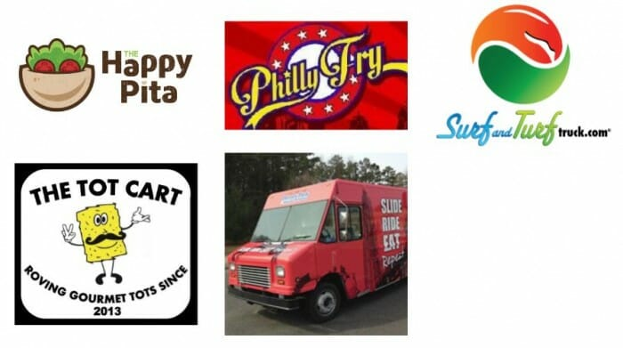 dorney park food truck vendors sunday 2