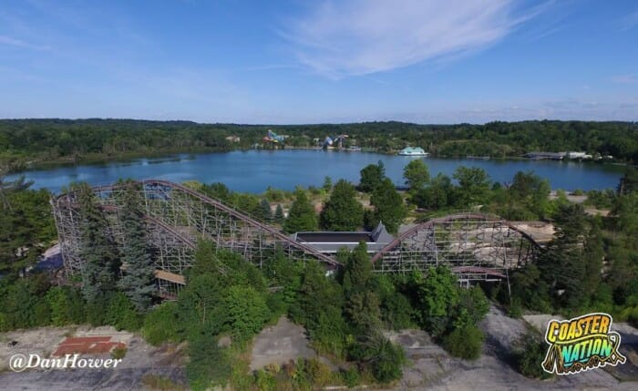 geauga lake big dipper coaster nation