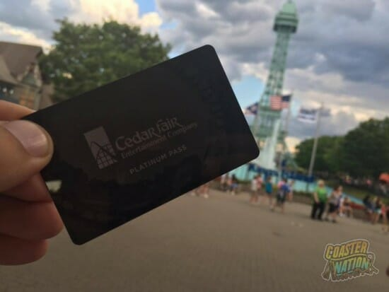 kings island platinum pass