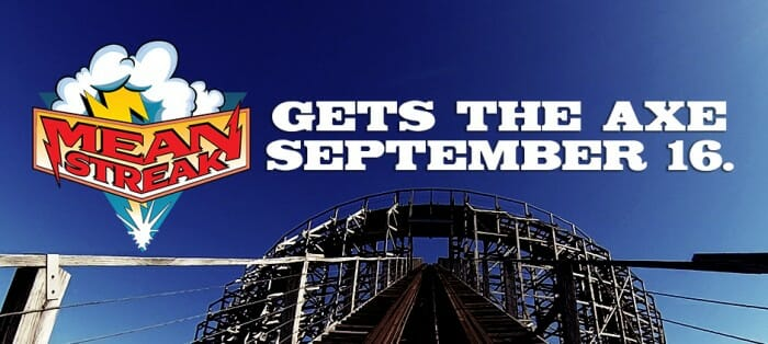 mean streak closing graphic