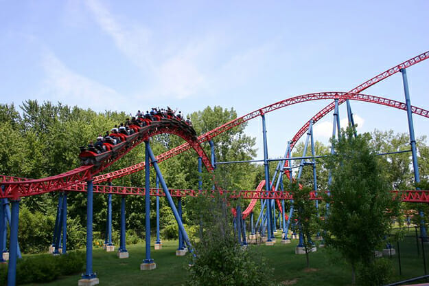 superman six flags new england
