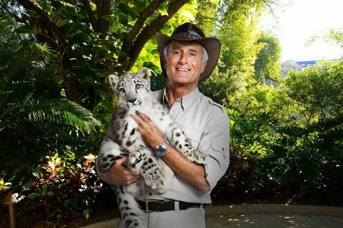 Animal Expert Jack Hanna To Host Wild Weekend at SeaWorld Orlando