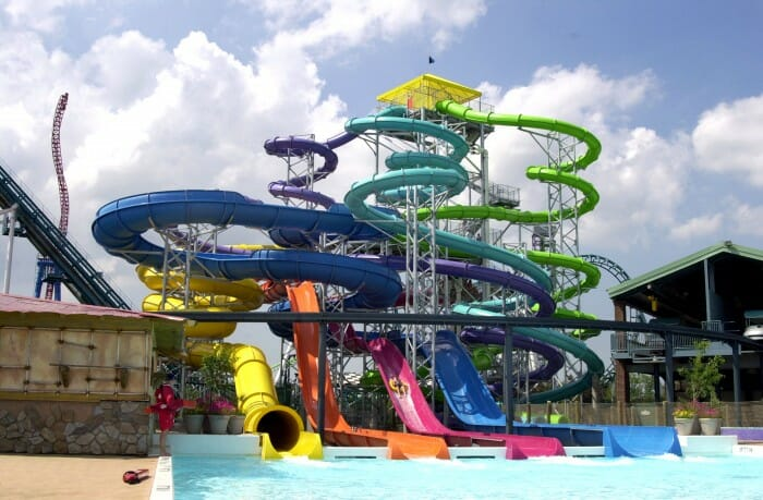 wildwater kingdom ohio