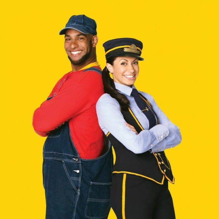 Choo Choo Soul Performing at SeaWorld Orlando September 10 and 11