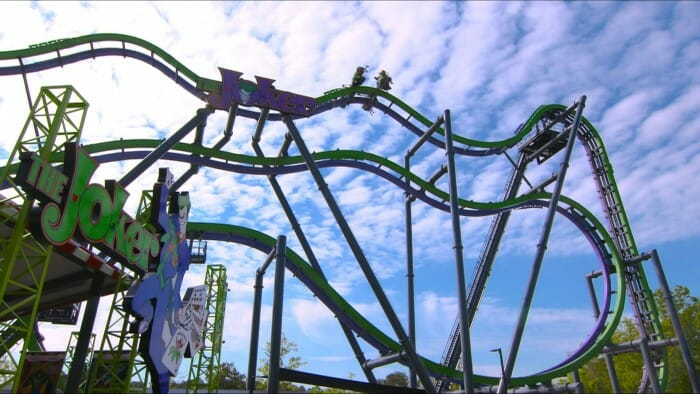 Six Flags Over Texas Announces New Roller Coaster For 2017