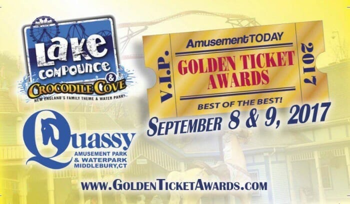 2017 Golden Ticket Awards Announced
