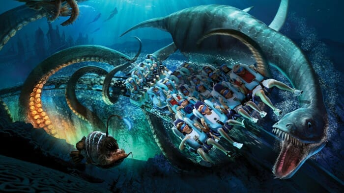 SeaWorld Orlando Announces 2017 Plans