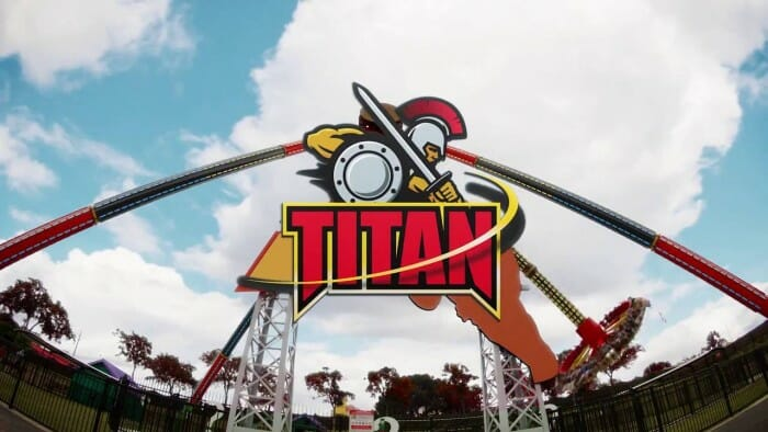 six flags titan