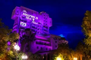 Last Day Announced For Tower of Terror At Disney California Adventure