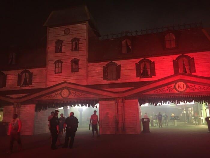 A Look Inside Kings Island Halloween Haunt 2016