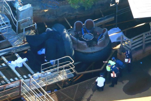 Four Killed In Accident At Dreamworld Theme Park