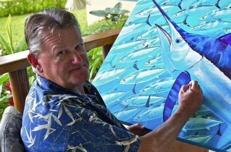 Meet Guy Harvey at SeaWorld Orlando This November