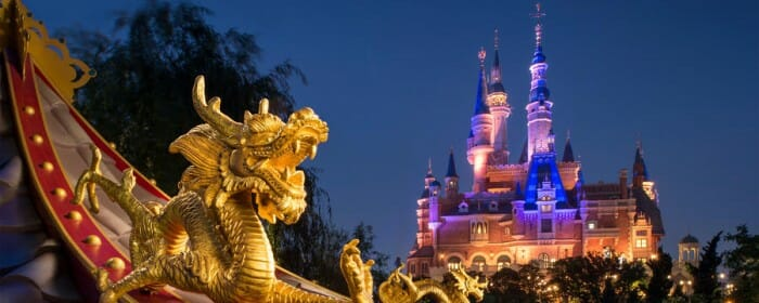Shanghai Disney Financial Loss And Expansion