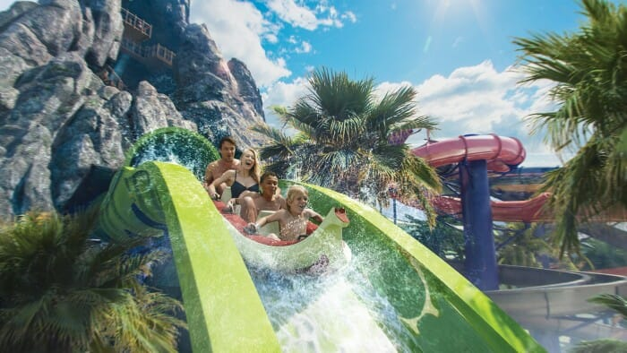 New Details Revealed for Universal Orlando's Volcano Bay!