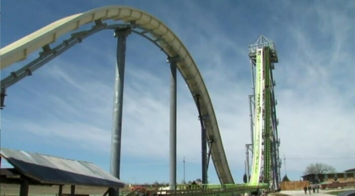 Schlitterbahn Tearing Down Verrückt – The World's Tallest Waterslide