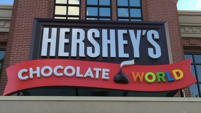 Hershey Chocolate World Welcomes 100 Millionth Visitor