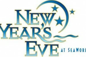 SeaWorld Orlando New Year's Eve Celebration