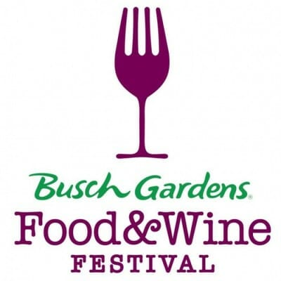 Busch Gardens Tampa 2017 Food and Wine Festival Concert Lineup
