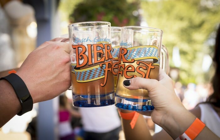 Busch Gardens Williamsburg's Bier Fest Returns With More Local Beers Than Ever