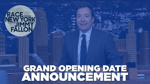 Opening Date Revealed For New Jimmy Fallon Ride At Universal Orlando